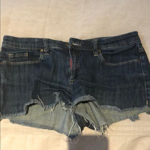 Blank denim Jean shorts